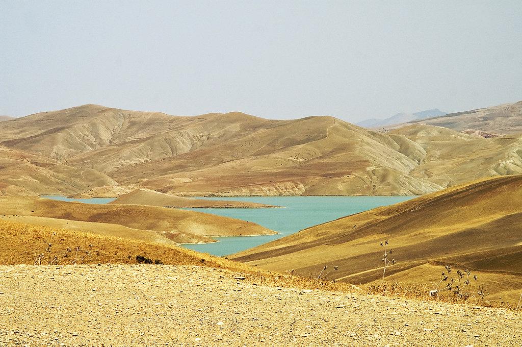 Le lac émeraude