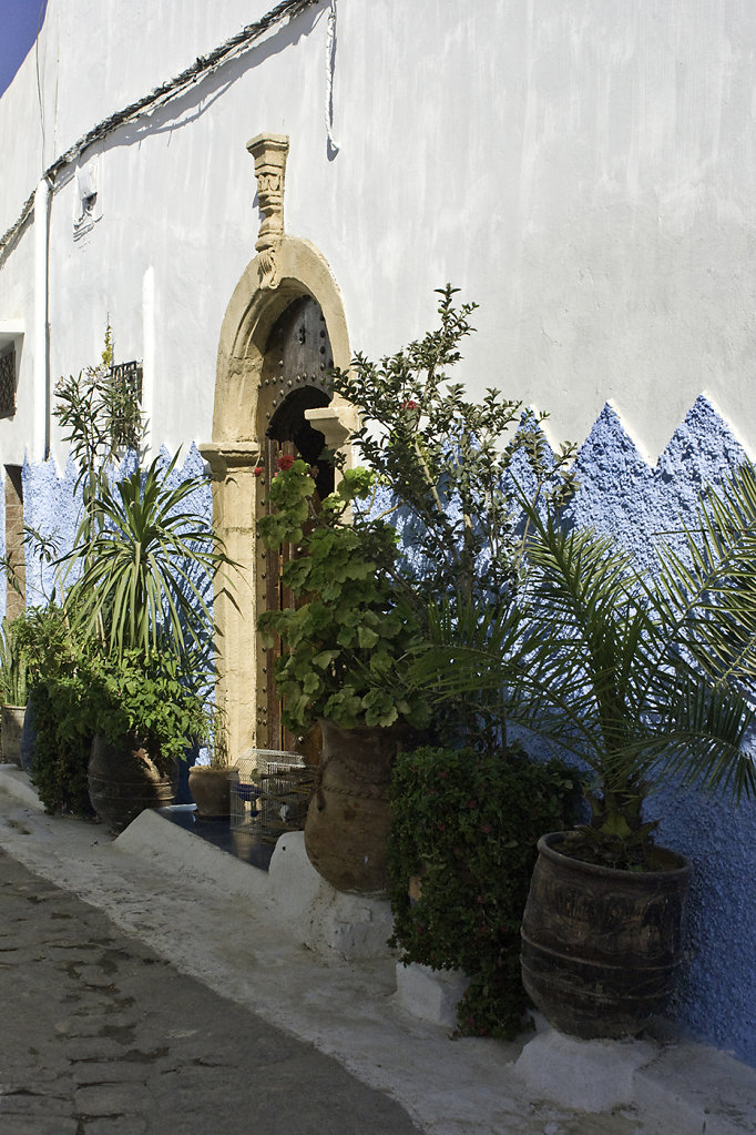 Rabat - Oudayas